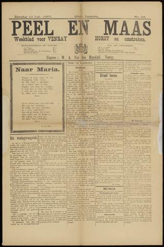 Peel en Maas 1907-07-13