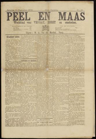 Peel en Maas 1908-09-19