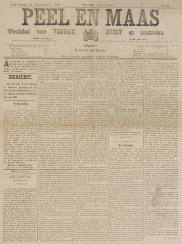 Peel en Maas 1889-12-21