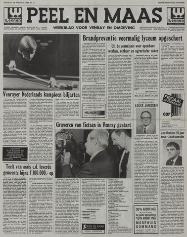 Peel en Maas 1984-01-13