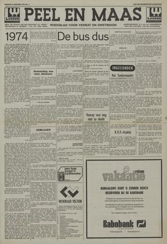 Peel en Maas 1974-01-04