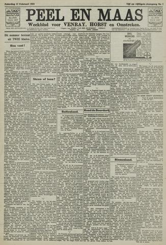 Peel en Maas 1934-02-17
