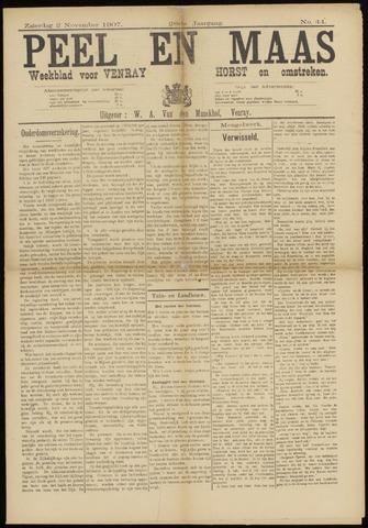 Peel en Maas 1907-11-02