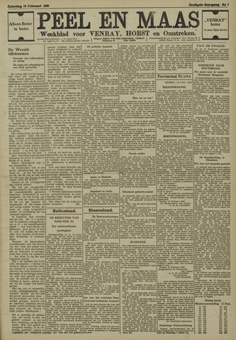 Peel en Maas 1939-02-18