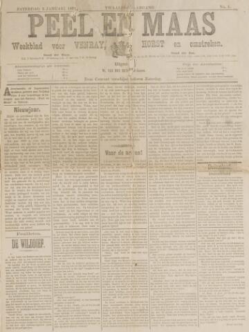 Peel en Maas 1891