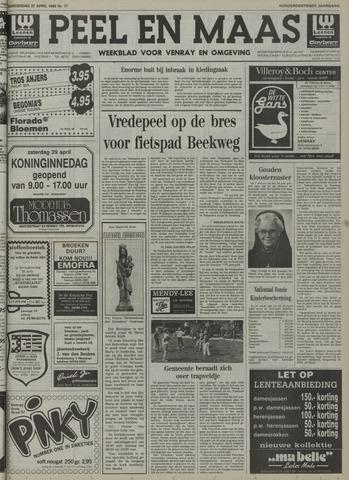 Peel en Maas 1989-04-27