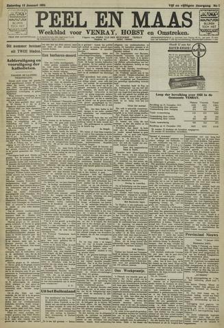 Peel en Maas 1934-01-13