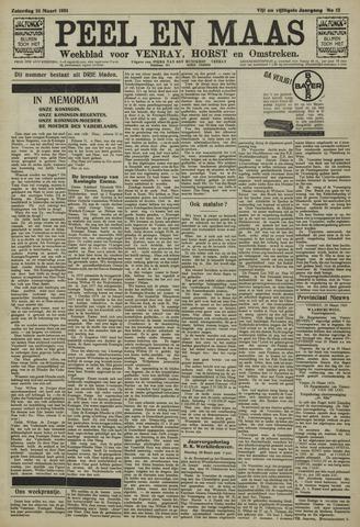 Peel en Maas 1934-03-24