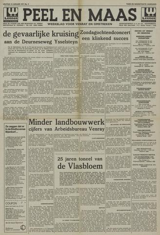 Peel en Maas 1971-01-15