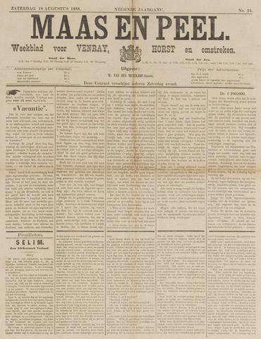 Peel en Maas 1888-08-18
