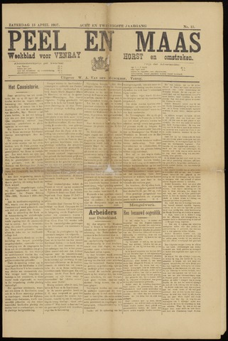 Peel en Maas 1907-04-13