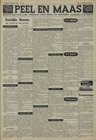 Peel en Maas 1961-12-22