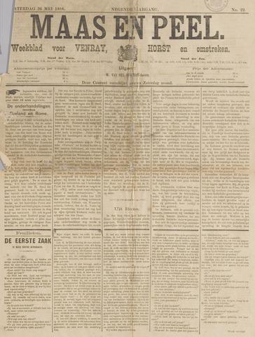 Peel en Maas 1888-05-26