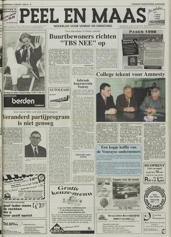 Peel en Maas 1998-03-19