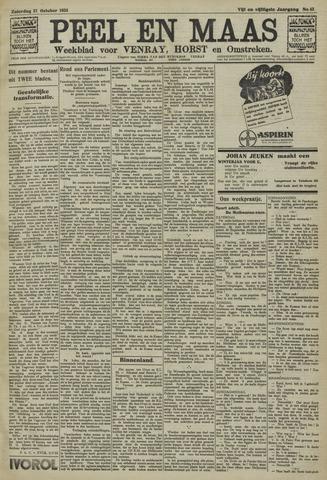 Peel en Maas 1934-10-27