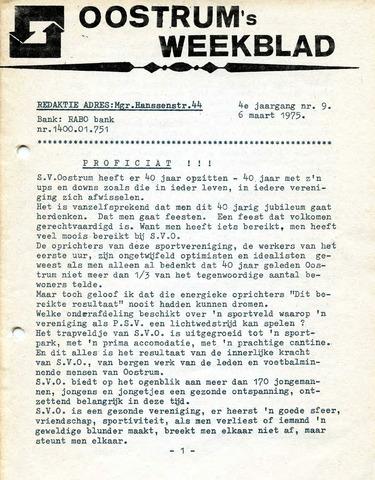Oostrum's Weekblad 1975-03-06