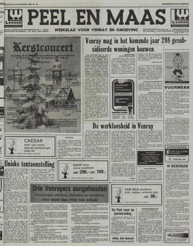 Peel en Maas 1984-12-28