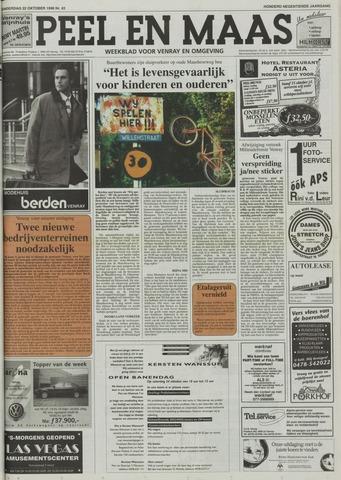 Peel en Maas 1998-10-22