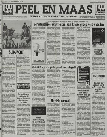 Peel en Maas 1984-11-01