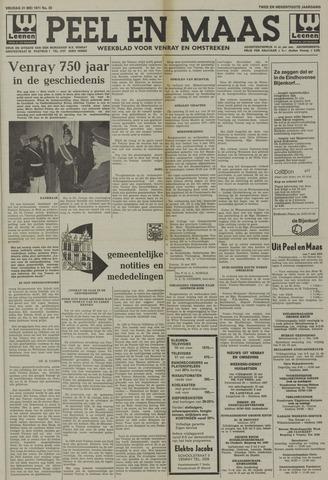 Peel en Maas 1971-05-21