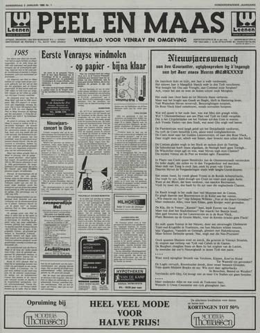 Peel en Maas 1985