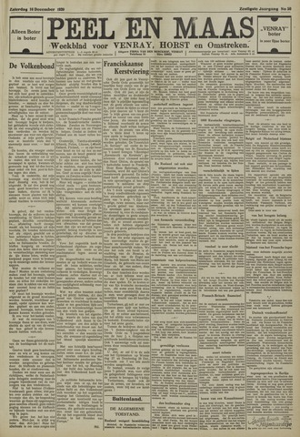 Peel en Maas 1939-12-16