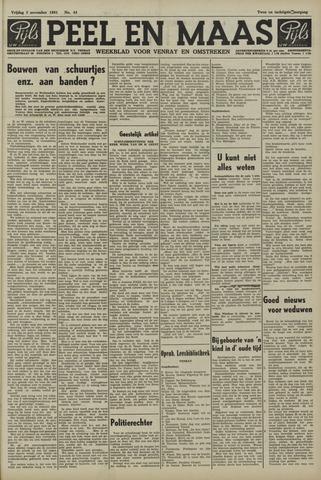 Peel en Maas 1961-11-03