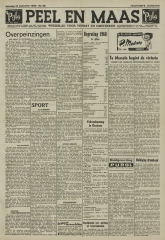 Peel en Maas 1959-09-19