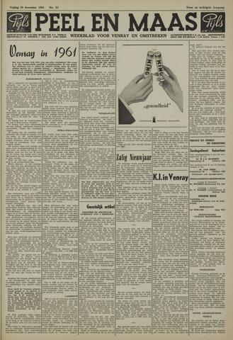 Peel en Maas 1961-12-29
