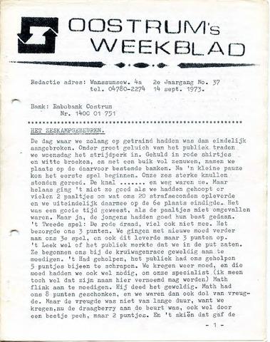 Oostrum's Weekblad 1973-09-14