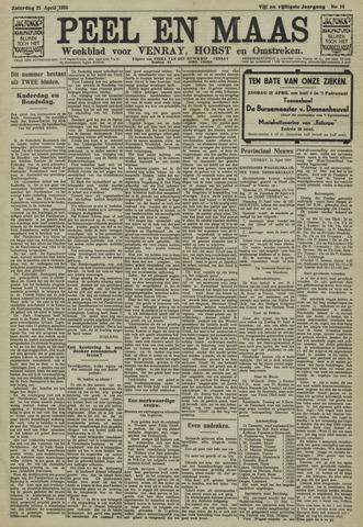 Peel en Maas 1934-04-21