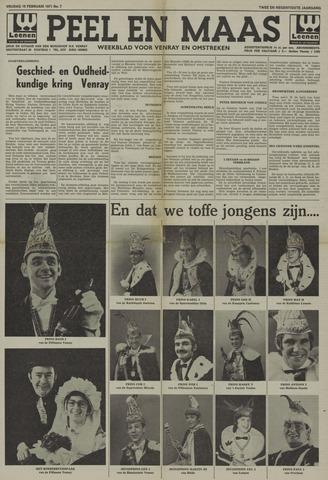 Peel en Maas 1971-02-19
