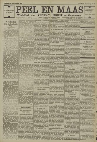 Peel en Maas 1939-11-11