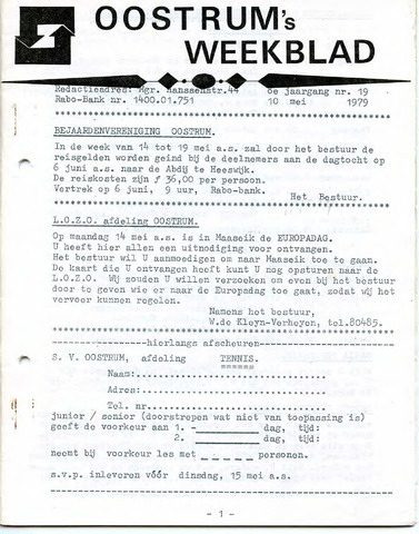 Oostrum's Weekblad 1979-05-10