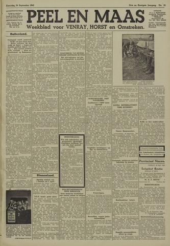 Peel en Maas 1942-09-26