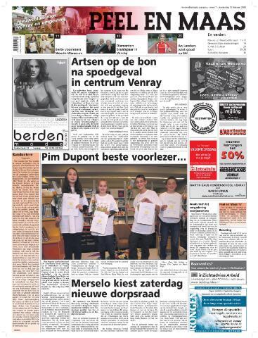 Peel en Maas 2009-02-12