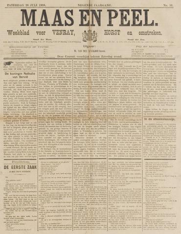 Peel en Maas 1888-07-28