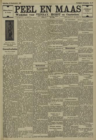 Peel en Maas 1939-09-16
