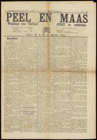 Peel en Maas 1907-09-28