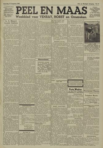 Peel en Maas 1942-08-22