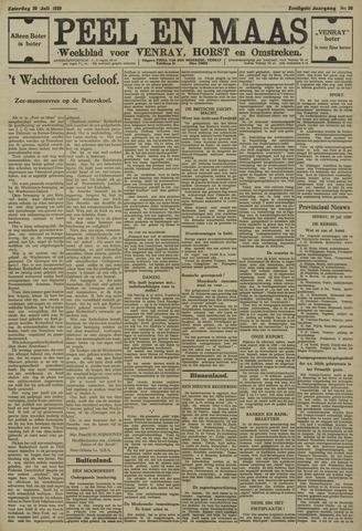 Peel en Maas 1939-07-29
