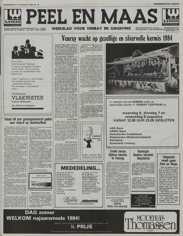 Peel en Maas 1984-08-02