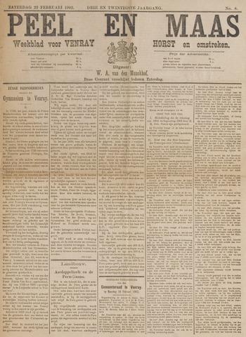 Peel en Maas 1902-02-22