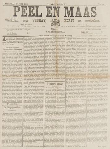 Peel en Maas 1889-07-27