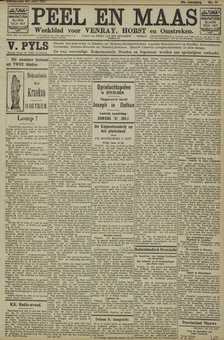 Peel en Maas 1927-07-30