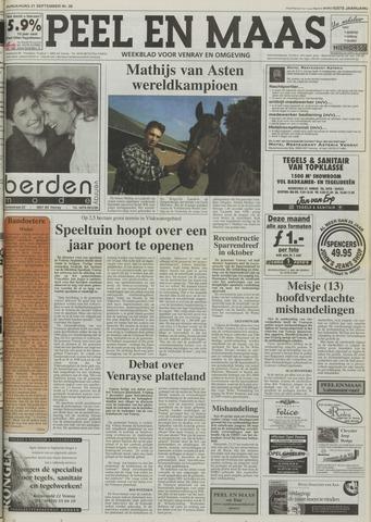 Peel en Maas 2000-09-21