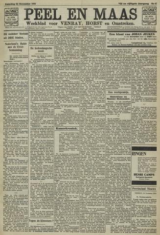 Peel en Maas 1934-11-24