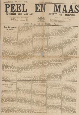 Peel en Maas 1907-06-22