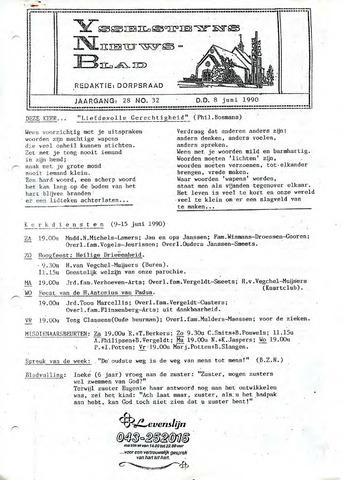 Ysselsteyns Nieuwsblad 1990-06-08
