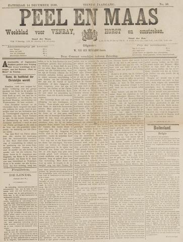 Peel en Maas 1889-12-14